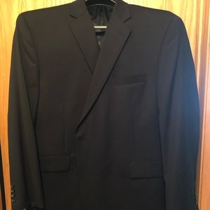 Men's Stafford black suit jacket/sport coat